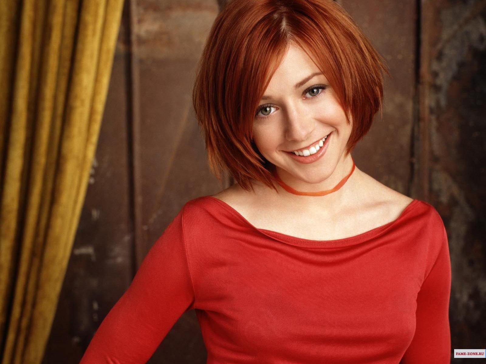 Рыженькие с короткими волосами 2 фотография