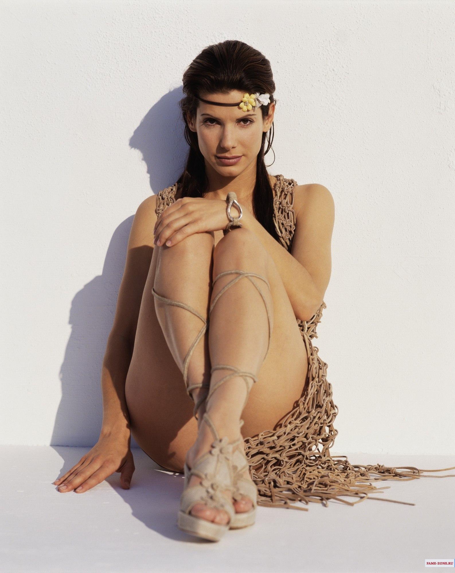 Sandra model nude pics xxx clips